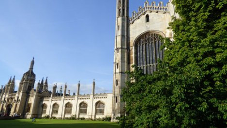 Kings College, Cambridge Tennis Camp